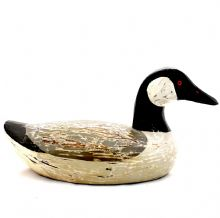 Wood Carved  Duck